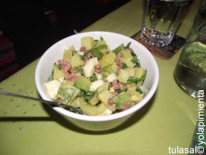 Ensalada de patata Pablo